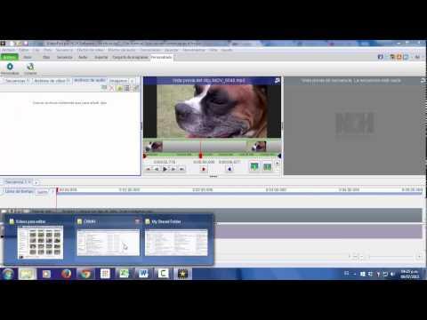 Tutorial VideoPad- Nivel Básico - YouTube