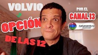 Segunda temporada de La Opcion de las 12 (VIDEO VLOG) - El Pachu Show