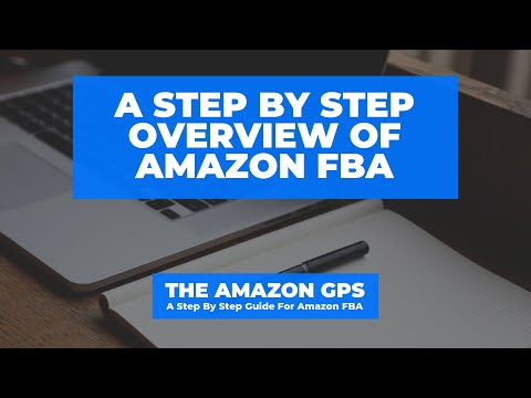 Beginners Guide To Selling On Amazon - Overview Of How To Sell Products With Amazon FBA