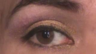 ALL Gel Liner Fall Color Eye Look