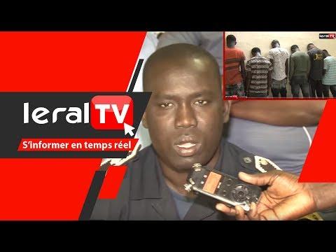 Louga: La Police met fin aux agissements d'une bande de  braqueurs