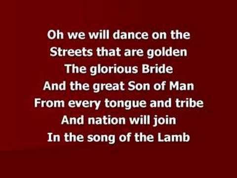We Will Dance (worship video w/ lyrics)