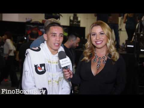 Oscar Valdez Post Fight defeating Osawa & Pacquiao vs Vargas | Wants to UNIFY belts