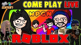 PLAY WITH US 🔥 ROBLOX LIVE  🔥  Subs Play 🚨 Jailbreak / Speed Run  and More 💙  (2-2-18)