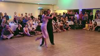 Fausto Carpino & Stephanie Fesneau (1) - Toronto Tango Festival 2018