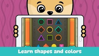 Baby Puzzle Games Educational Games for Kids andToddlers by Bimi Boo