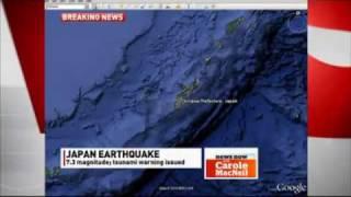 Japan Earthquake 6.9 February 26, 2009
