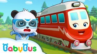 Bayi Panda & Telur Ajaib | Lagu Anak-anak | Bahasa Indonesia | BabyBus