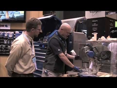 International Builders Show 2010 - Kobalt Tools 1