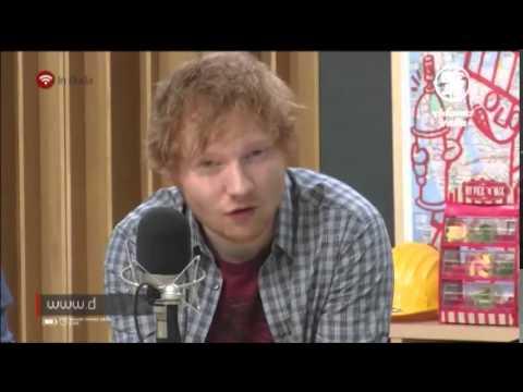 Ed Sheeran - Radio Deejay Interview (Italy)