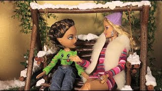 Blizzard - A Barbie parody in stop motion *FOR MATURE AUDIENCES*