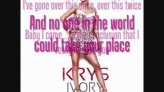 Kyrs Ivory - Next To Ya lyrics