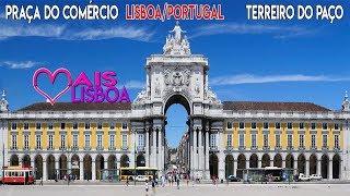 Praça do Comércio, + conhecida por Terreiro do Paço- #Lisboa #03