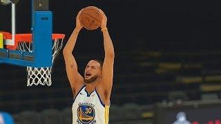 Worst Dunk Contest Ever! Stephen Curry, Kyrie Irving, Chris Paul, & Isaiah Thomas! NBA 2K19 Gameplay