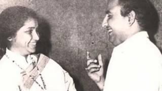 Hum ne toh dil ko aap ke qadmon mein rakh diya Asha Bhosle, Muhammad Rafi