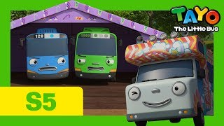 Download Tayo S5 EP20 l The Little Buses Go Camping l Tayo the Little Bus Mp3