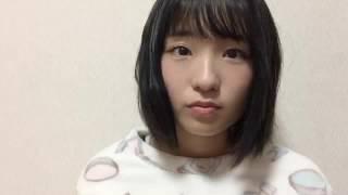 161021 谷 優里(AKB48 チーム8) SHOWROOM.