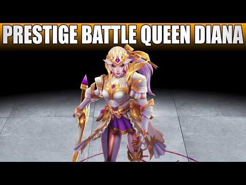 Battle Queen Diana Prestige Edition Skin Spotlight