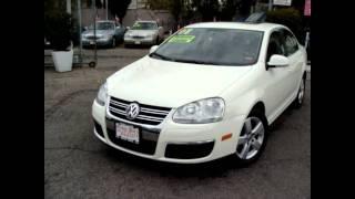 2008 Volkswagen Jetta 2.5 SE Car Review
