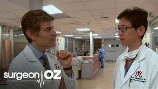 Patient Faces Less Than Five Percent Chance of Survival | Surgeon Oz | The Oprah Winfrey Network