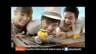 Iklan NutriSari 2014 (Versi Amis)