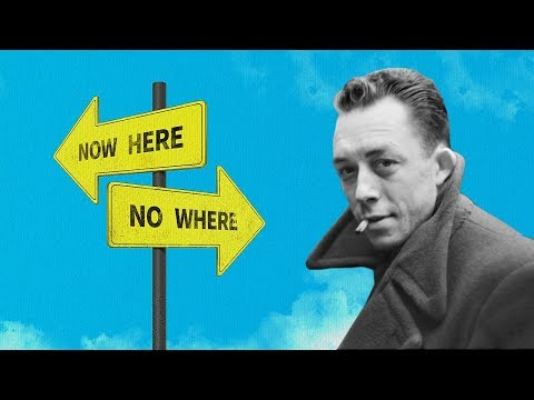 Why We're Fated To Feel Lost  - The Philosophy Of Albert Camus