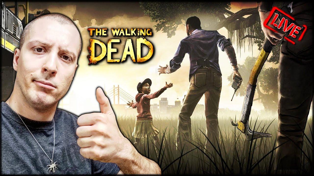 Download The Walking Dead: Season 1 - Nowy Dzień 🔴 [NA ŻYWO]