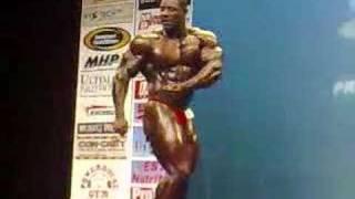 Paul Baker - 2008 New York Pro