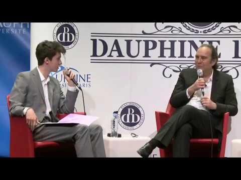 Interview de Xavier Niel -  l'Université Paris-Dauphine