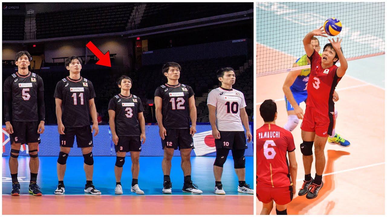 Size Doesn't Matter | Naonobu Fujii 藤井 直伸 | Most Creative Volleyball Setter (HD)