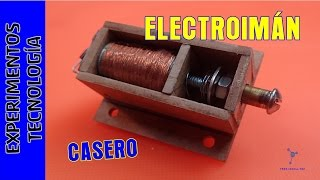 ELECTROIMAN casero versatil