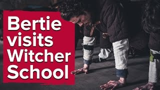 There's a real-life Witcher school in Poland. We sent Bertie. thumbnail