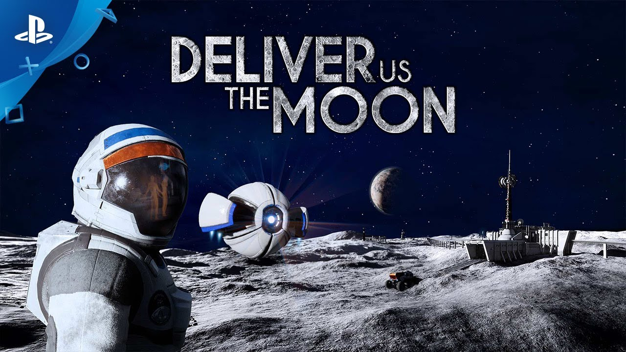 Deliver Us The Moon - Bande-annonce de lancement