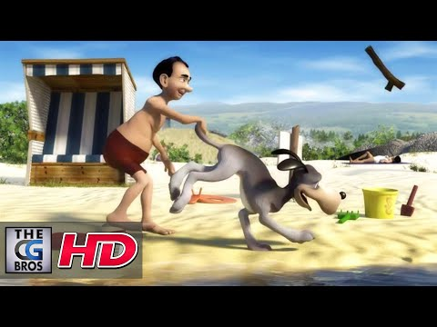 "CGI 3D Animated Short: ""Stick"" - by Ole Christopher Haga"