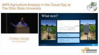 Internet-of-Things (IoT) and New Sensors - Agriculture IoT in Action