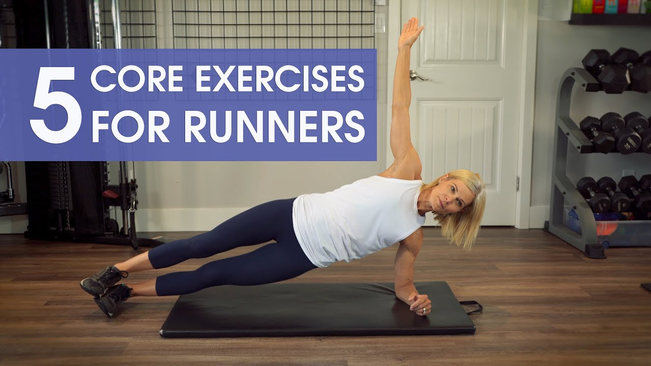 5 Core Strengthening Exercises for Runners