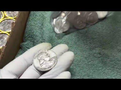 Coin Roll Hunting Half Dollars - still finding big silver