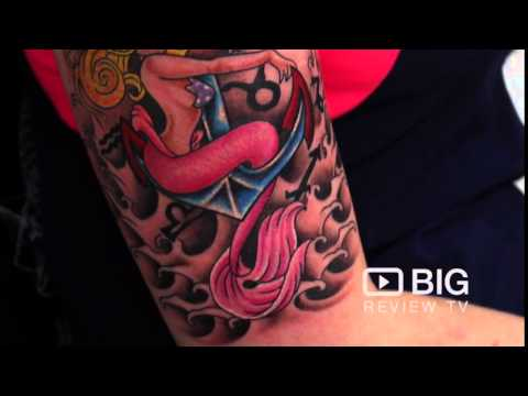 The Illustrated Man Tattoo Studio In Sydney NSW Offering Tattoo Designs And Piercing