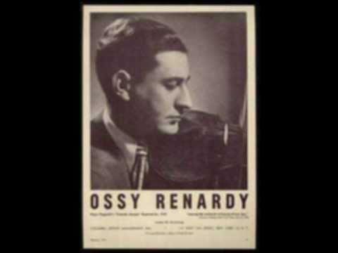 Ossy Renardy plays Paganini Caprice No.14