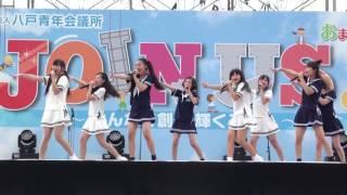 2016年8月2日(火)GMU「水色ゴールテープ」4thシングル。青森アイドル...