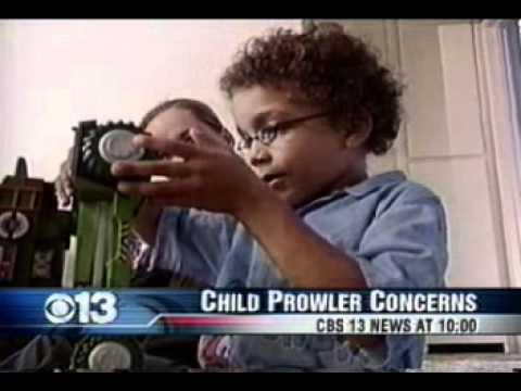"""KOVR """"CBS 13 News at 10"""" Open 2005 Sacramento"""
