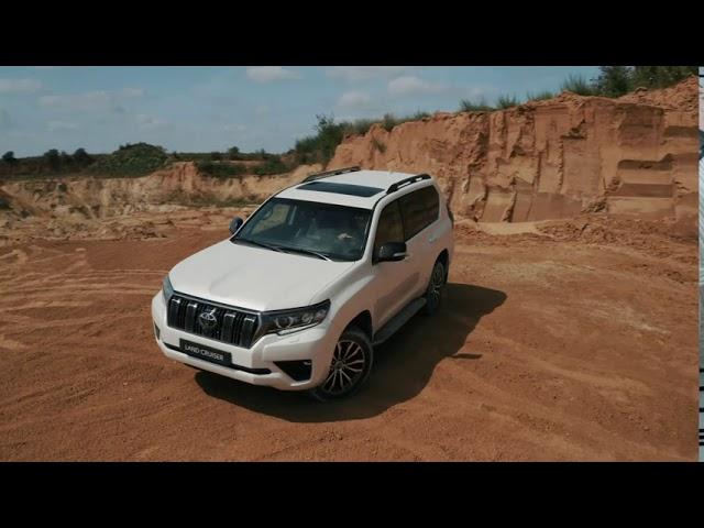 Toyota Land Cruiser po zmianach