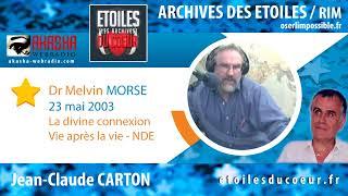 Sujet : Vie après la vie, NDE Emission du 23 mai 2003 sur Radio Ici...