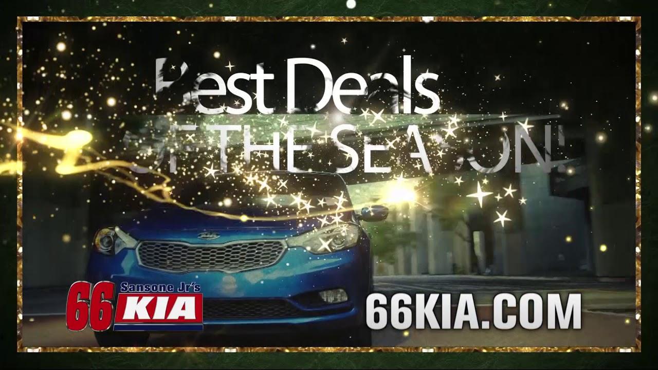 Sansone Jrs 66 Kia Light Up The Holidays Youtube