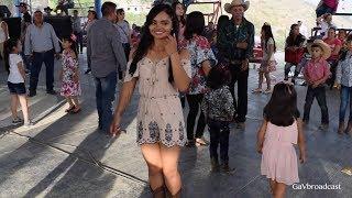 Así se zapatea el huapango huasteco en el Aguacate con el Trío Huapangueros 911