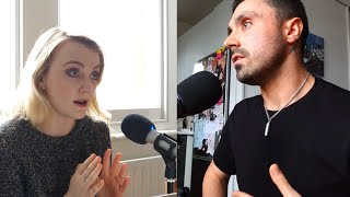 Is it effective to be direct when speaking for animals?  | Evanna Lynch - Chickpeeps Podcast