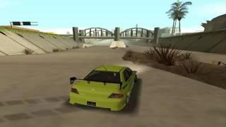 Pack de carros para Gta San Andreas