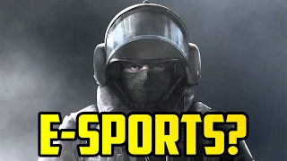 So Let's Talk about E-Sports!