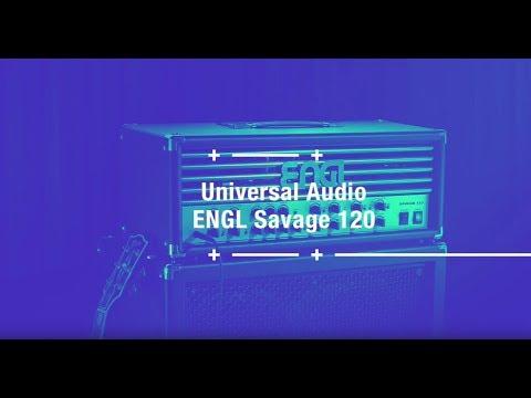 Universal Audio ENGL Savage 120 (plugin)