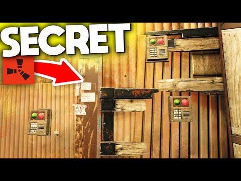 I FOUND their OBVIOUS SECRET LOOT ROOM and got RICH! - Rust Raiding
